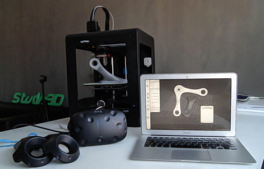 VR-разработка и 3D-печать