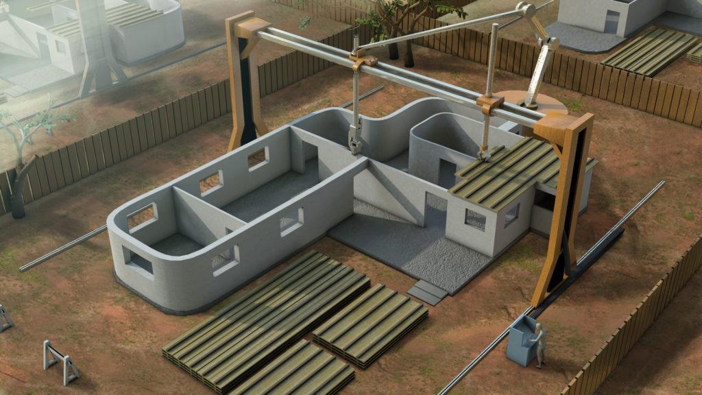 Бетон для 3д печати купить купить пропитку для бетона в воронеже